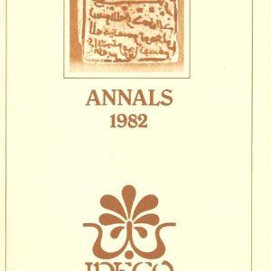 annals 1982