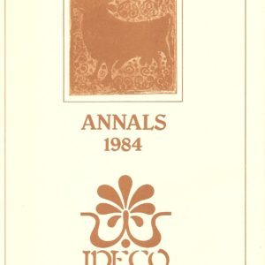 annals 1984