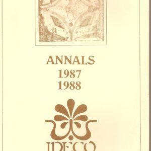 annals 1987 1988
