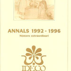 annals 1992 1996